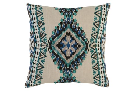 Accent Pillow-Surf Center Stripe 18X18