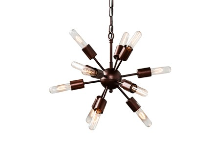 Chandelier-Orbit Starburst Small