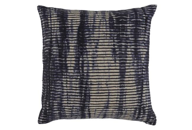 Accent Pillow-Aged Denim 22X22 - 360