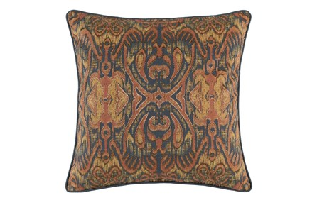 Accent Pillow-Lotus Tribe Multi 22X22 - Main