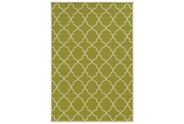 63X90 Outdoor Rug-Montauk Lime