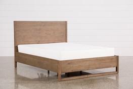 Nelson Queen Platform Bed