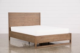 Nelson California King Platform Bed