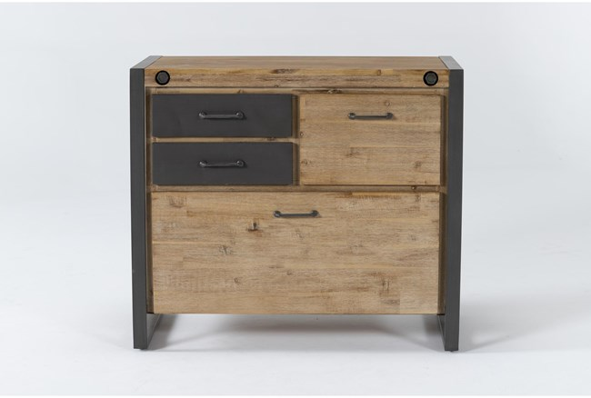 Whistler Filing Cabinet With 4 Drawers - 360