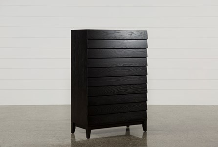 Keane Charcoal Chest Of Drawers