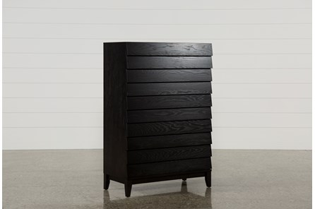 Keane Charcoal Chest Of Drawers - Main
