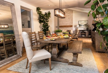 36+ Living Spaces Dining Table Chairs Images