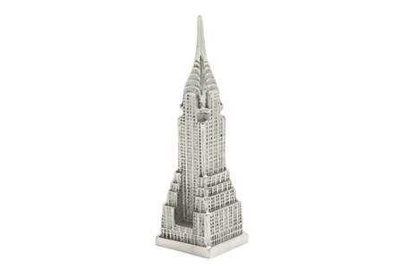 Aluminum Chrysler Building