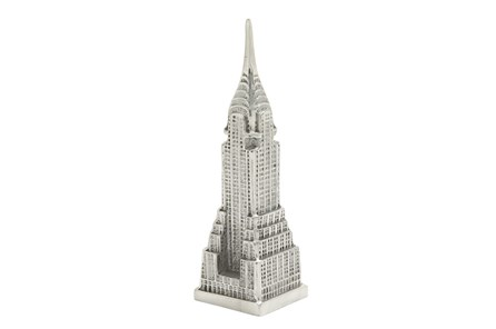 Aluminum Chrysler Building - Main