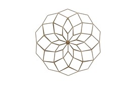 Metal Circle Wall Decor