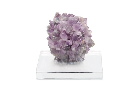 5 Inch Amethyst On A Stand - Main