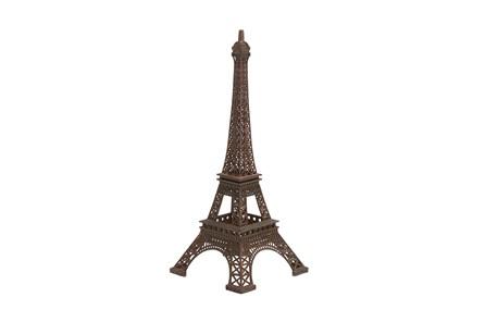 15 Inch Metal Eiffel Tower - Main