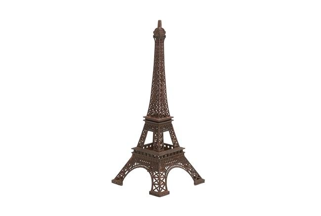 15 Inch Metal Eiffel Tower - 360
