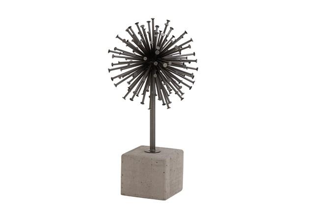 Metal Concrete Sculpture - 360