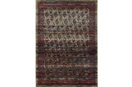 "5'3""x7'3"" Rug-Elodie Moroccan Red"