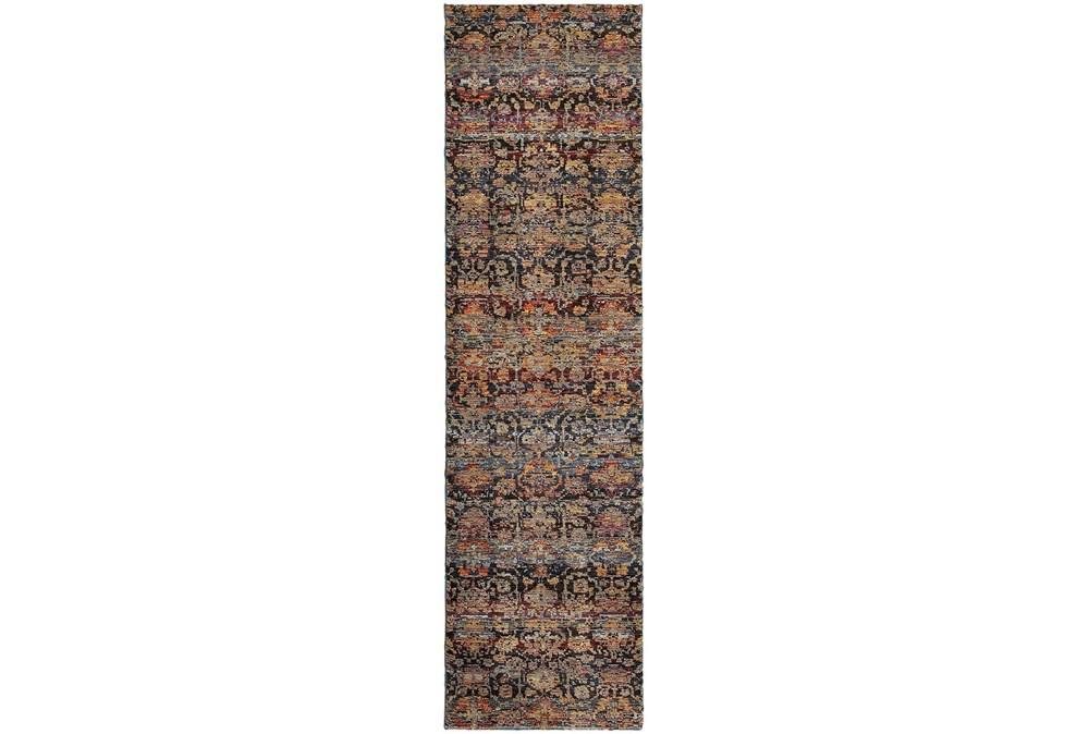 "2'3""x8' Rug-Aya Moroccan Multi"