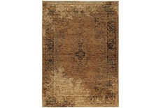 39X62 Rug-Adarra Moroccan Faded Gold