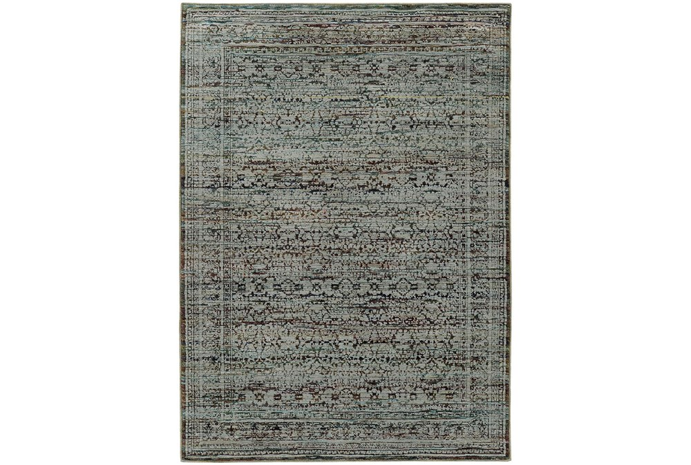 "5'3""x7'3"" Rug-Elodie Moroccan Taupe"