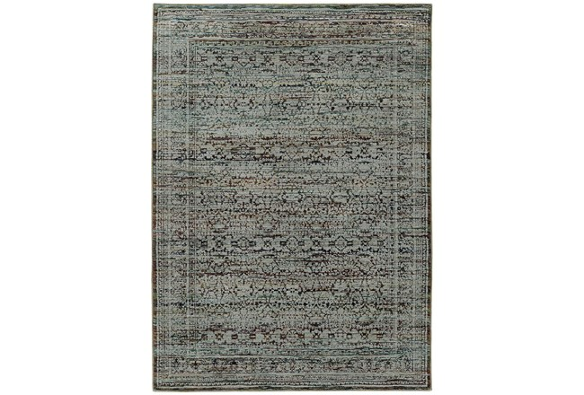 79X114 Rug-Elodie Moroccan Taupe - 360