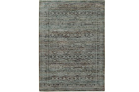 102X139 Rug-Elodie Moroccan Taupe