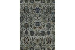 63X87 Rug-Yasmine Moroccan Blue/Olive