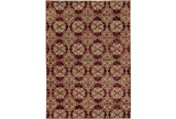 94X130 Rug-Safaa Tile Red - Signature