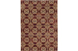 "7'8""x10'8"" Rug-Safaa Tile Red"