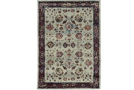 """8'5""""x11'6"""" Rug-Mariam Moroccan Stone/Red"""