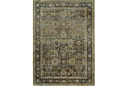 79X114 Rug-Mariam Moroccan Olive