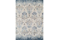 "9'5""x13'1"" Rug-Windsor Blue"