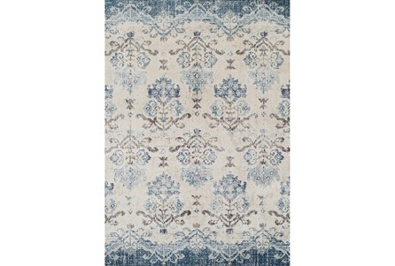 63X91 Rug-Windsor Blue