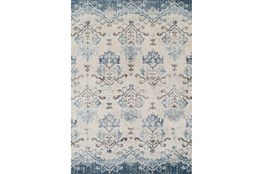 94X127 Rug-Windsor Blue