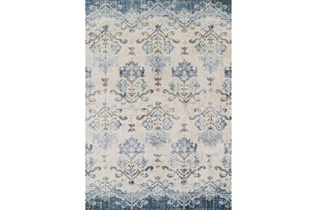 94X127 Rug-Windsor Blue - Main