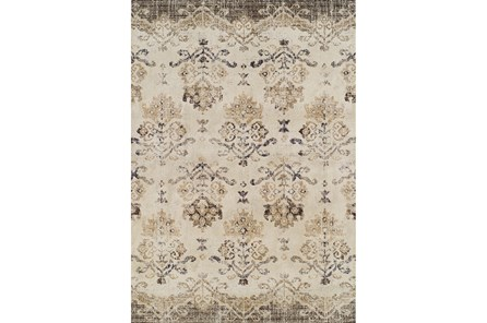 63X91 Rug-Windsor Chocolate