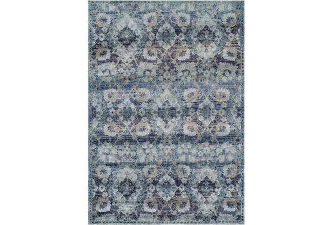 39X63 Rug-Valiant Navy - 360