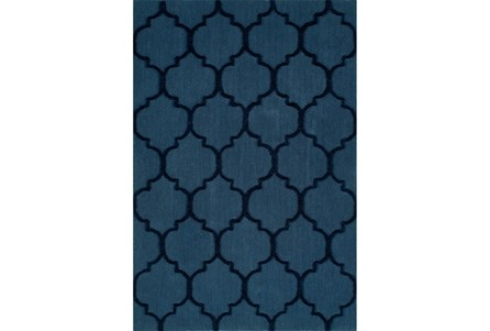 108X156 Rug-Modern Clove Denim