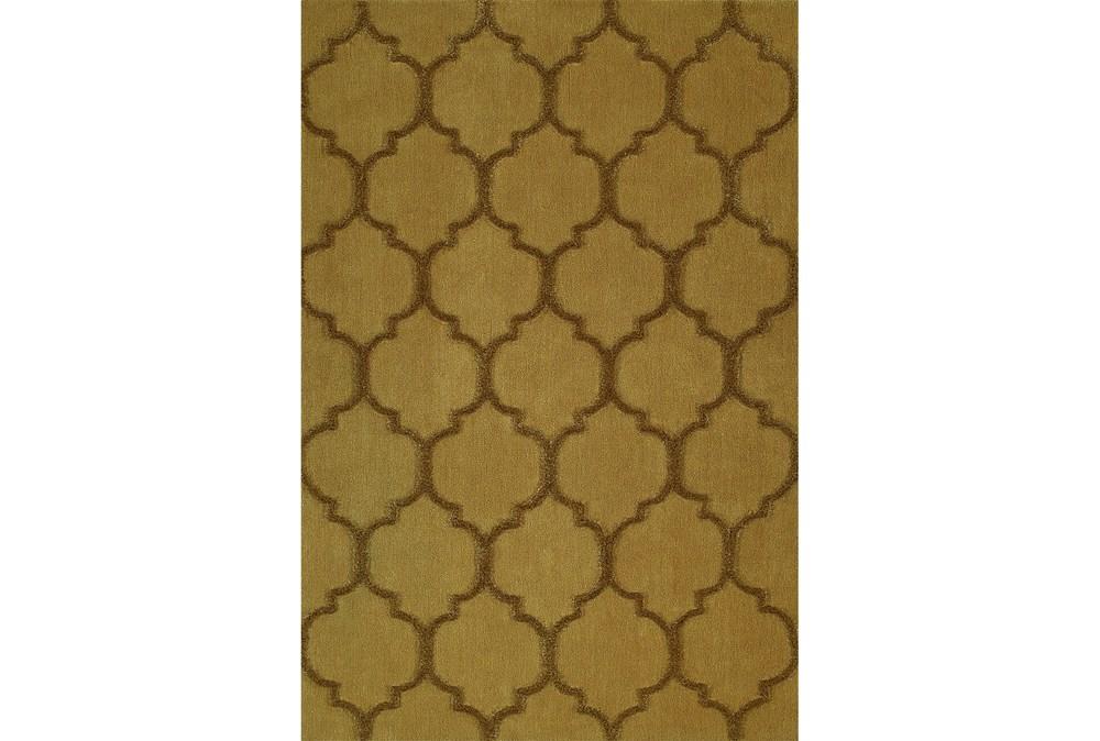 108X156 Rug-Modern Clove Gold