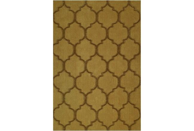 108X156 Rug-Modern Clove Gold - 360