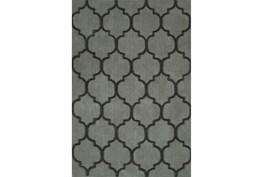96X120 Rug-Modern Clove Silver