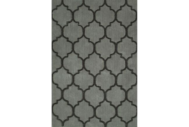 96X120 Rug-Modern Clove Silver - 360