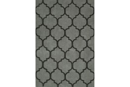 108X156 Rug-Modern Clove Silver