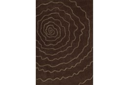 42X66 Rug-Modern Bloom Chocolate