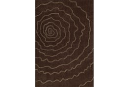 60X90 Rug-Modern Bloom Chocolate