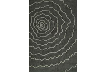 42X66 Rug-Modern Bloom Grey