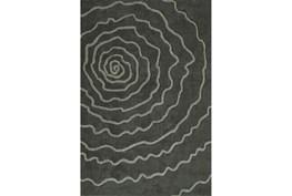 96X120 Rug-Modern Bloom Grey