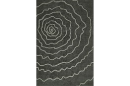 108X156 Rug-Modern Bloom Grey