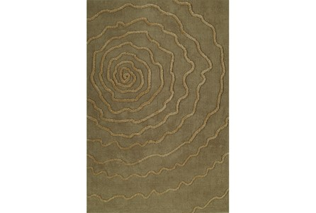 60X90 Rug-Modern Bloom Sand