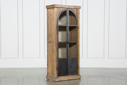 Natural Tall Cabinet