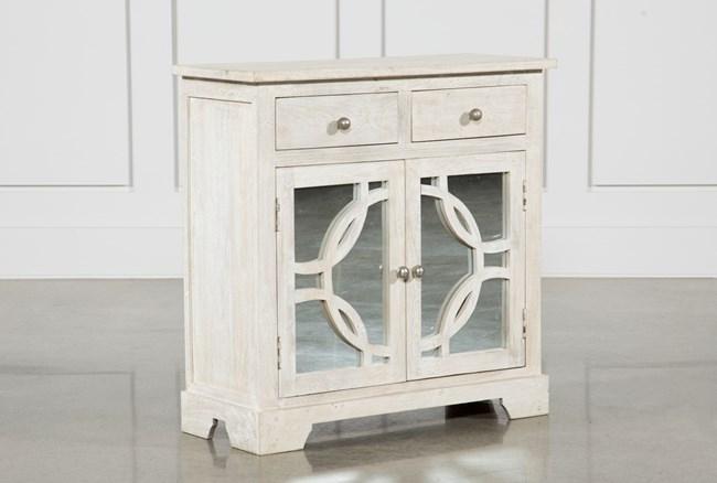 Grey 2-Door Cabinet - 360