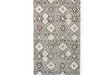 24X36 Rug-Native Diamond Grey - Signature
